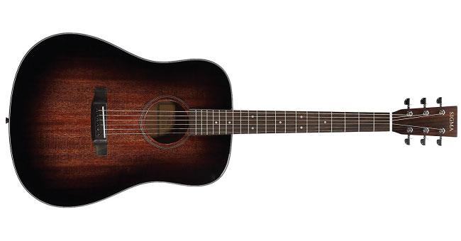 Sigma Guitars SD15SHB Mahogany Dreadnought