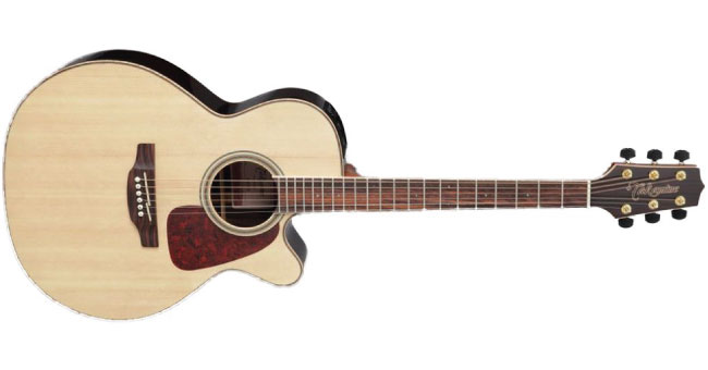 Takamine GN93CE-NAT Nex Cutaway Acoustic-Electric Guitar