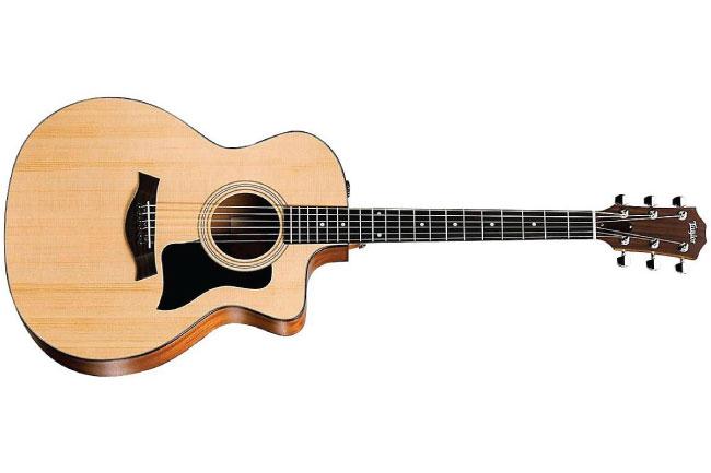 Taylor 114ce acoustic guitar