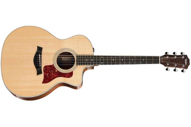 acoustic guitar Taylor 214ce DLX