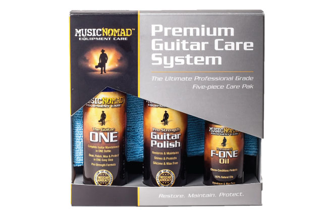 Guitar Care Kit