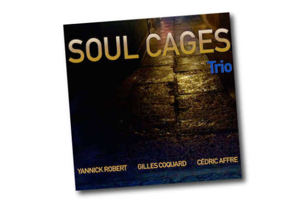 Soul Cages Trio Album Cover