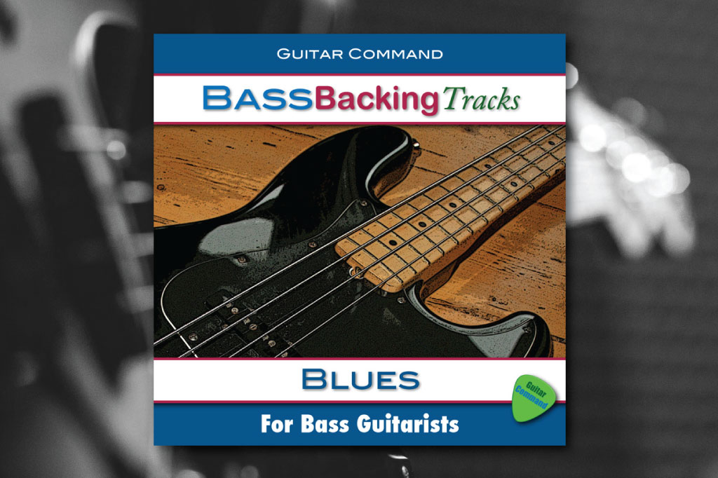 Blues Backing Tracks For Bass Guitar: Jam Tracks MP3 Download