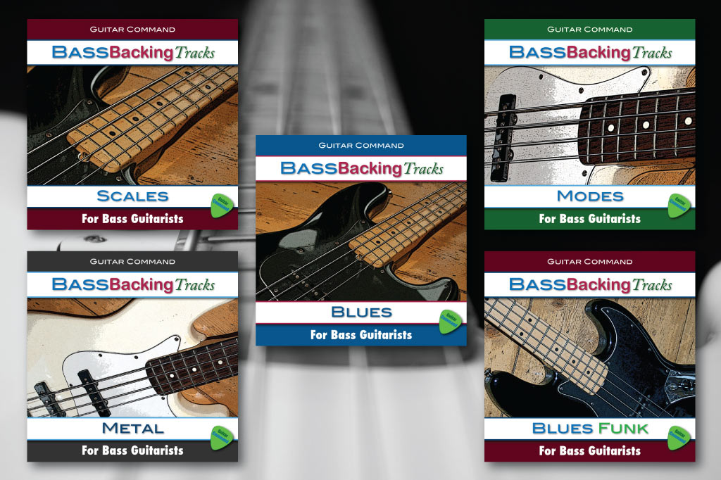 Bass Backing Tracks: High-Quality MP3 Download Bass Guitar