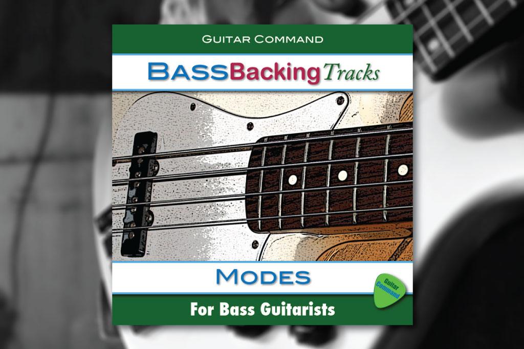 Bass Modes Backing Tracks - Jam Tracks For Bass Guitar