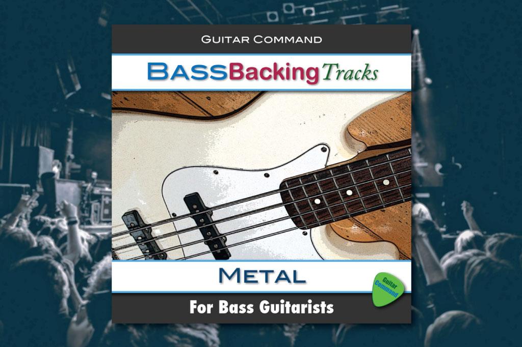 Metal Backing Tracks For Bass Guitar - Jam Tracks MP3 Download