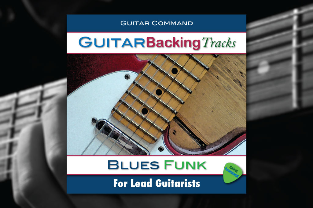 Blues Funk Backing Tracks For Guitar - Jam Tracks For Lead